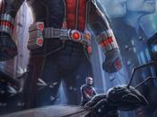 News Première affiche pour «Ant-Man»