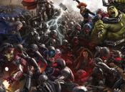 News Affiches concept-art pour «Avengers Ultron»