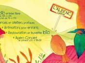 Café littéraire avec André Bucher, Festival l'Avenir Naturel l'Albenc, septembre