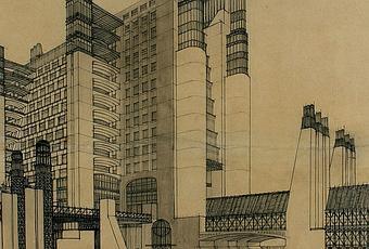 Architecture futuriste paperblog for Architecture futuriste