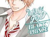 Wolf girl black prince, tome