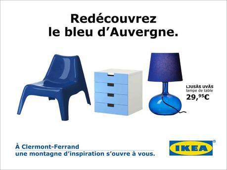 ikea clermont fd campagne d affichage dans les rues clermontoises d couvrir. Black Bedroom Furniture Sets. Home Design Ideas