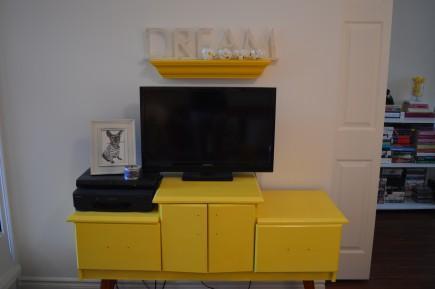 d corer son appartement avec un petit budget paperblog. Black Bedroom Furniture Sets. Home Design Ideas