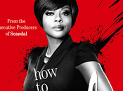 Away With Murder poster pour nouvelle série Shonda Rhimes