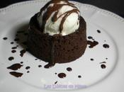 Bols brownies chocolat Nigella