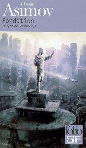 "L'adaptation ""Fondation"" Isaac Asimov lancée!"