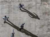 Illusions d'ombres dernier projet Strøk, Terracina, Italie Street
