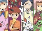 Digimon revient après d'absence