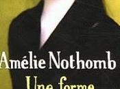 forme Amélie Nothomb
