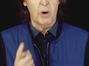 Paul McCartney quelques heures avant show Candlestick Park, Francisco