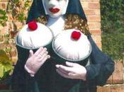 enlevé Sister Mary, nonne cupcakes