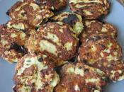 Galettes poulet basilic