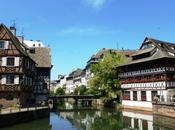 Colmar Strasbourg maisons colombage partie