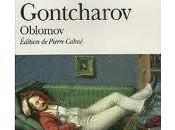 Oblomov roman russe d'Ivan Gontcharov