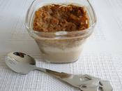 yaourts soja maison cubes pommes séchées, fibres sucralose (sans sucre)