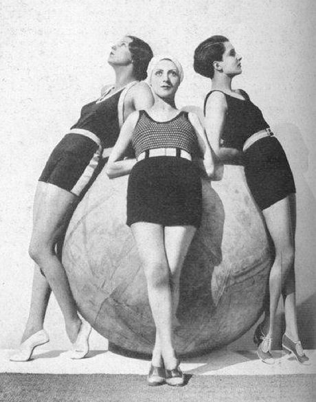 Maillots de bain des ann es 1930 2eme partie d couvrir - Maillot de bain annee 30 ...