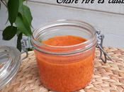 Sauce express tomates cerise thym citron