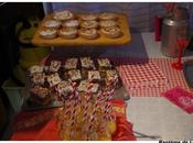 SMOOTHIE MELON ORANGE GINGEMBRE CAKE FRAISE CHOCOLAT BLANC