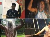 L'Ice Bucket Challenge, nouvelle lubie sportifs