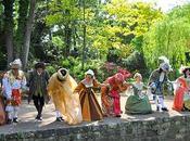 Théatre Verdure Jardin Shakespeare