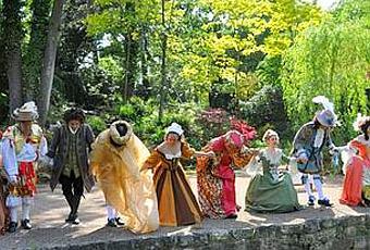 Th atre de verdure au jardin shakespeare paperblog - Theatre de verdure du jardin shakespeare pre catelan ...