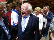 Lorient: propos président irlandais Michael Higgins censurés