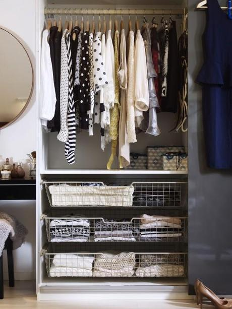 Astuces déco : Comment ranger et organiser ses vêtements ?