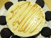 Cheesecake caramel beurre salé sans cuisson