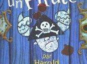 """Livre """"Comment devenir pirate"""""""