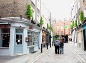 Londres, paradis mode