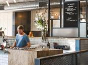 Melbourne Paddock bar, restaurant