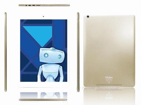 ifa 2014 haier se positionne sur le march des tablettes haut de gamme voir. Black Bedroom Furniture Sets. Home Design Ideas