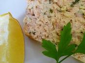 Terrine saumon senteurs d'estragon