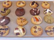 Scoop cookie (Paris 11e) ici, cookies sont faits maison juste parfaits