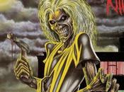 IRON MAIDEN Killers (1981) number beast (1982)