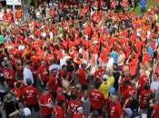 life 2014: courir pour lutter contre sida, dimanche septembre jardin anglais