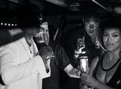 Beyoncé Jay-Z champagne gogo pour fêter leur tournée