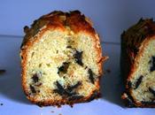 CAKE CITRON CHOCOLAT (base gâteau yaourt)