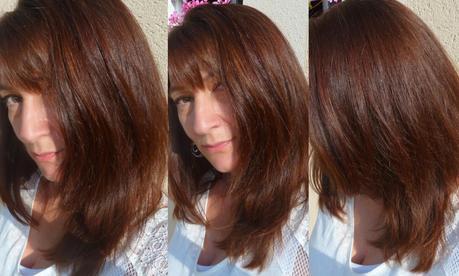 ma routine cheveux longs et colors - Coloration Cheveux Cappuccino
