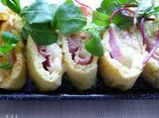 Roulé pommes terre jambon/raclette