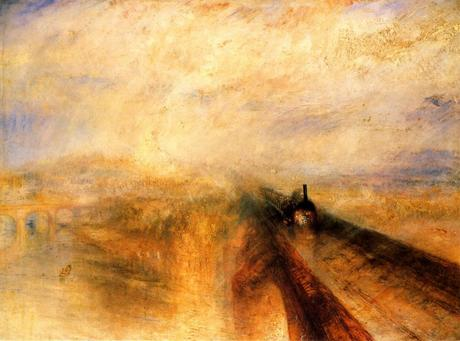 Rain_Steam_and_Speed_the_Great_Western_Railway Watercolour