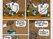 Recettes Taupe Chef Cocktail Marvel