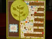 carte d'automne avec Bella Blvd