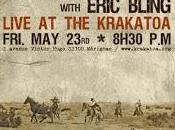 Compte-rendu concert French Cowboy Eric Bling, 23/05 Krakatoa (Mérignac)