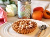 Tarte macaronnée l'abricot