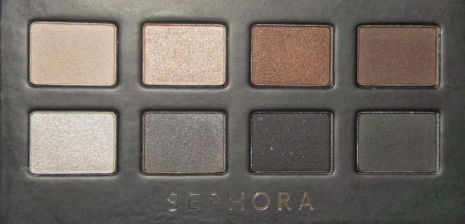 The Perfect Little Black Palette
