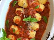 Quenelles semoule sauce tomate Saveurs provençales