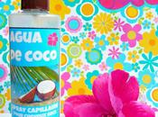 Agua coco: spray hydratant capillaire