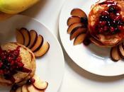 Aujourd'hui, j'ai testé –des healthy banana pancakes