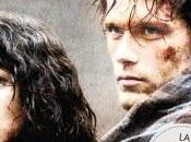 Outlander, livre chardon tartan